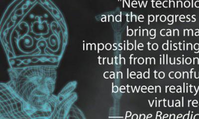 Papa protiv tehnologije