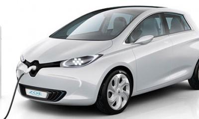 Električni Renault  %Post Title
