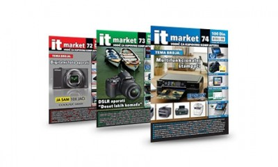 Novi broj magazina IT Market  %Post Title