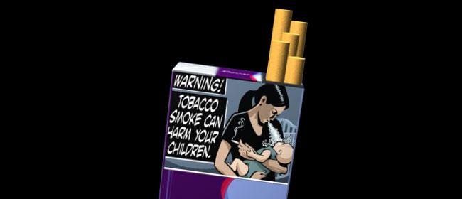 Prestanite da pušite