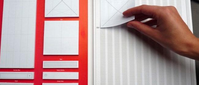 Blok za web dizajn