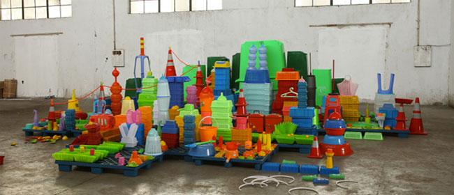Plastični grad