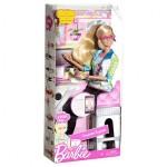 Barbika štreberka