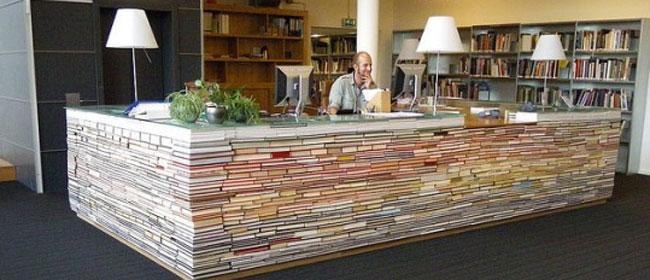 Reciklirana biblioteka