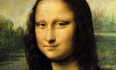 Tajna poruka na Mona Lizi