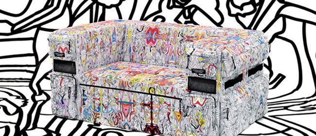 Kreativna sofa