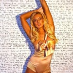 Želimo sreću Lindsay Lohan