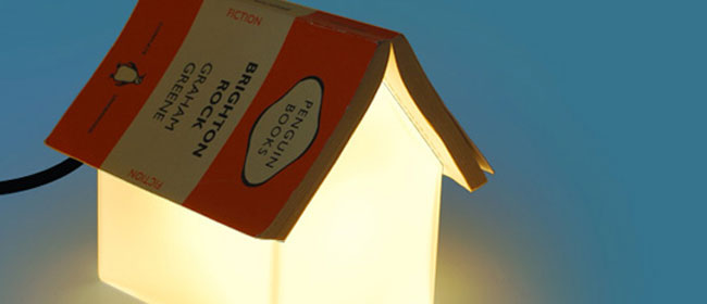 Lampa za knjige