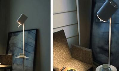 Lampa i još više