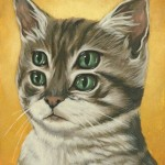 Mačke - Iz art ugla