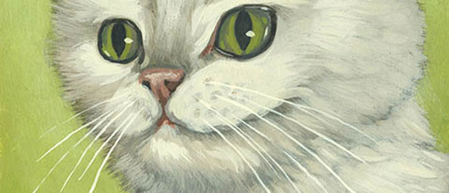 Mačke – Iz art ugla