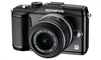 Olympus PEN E-PL2  %Post Title
