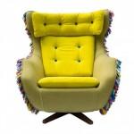 Fotelja od tračica