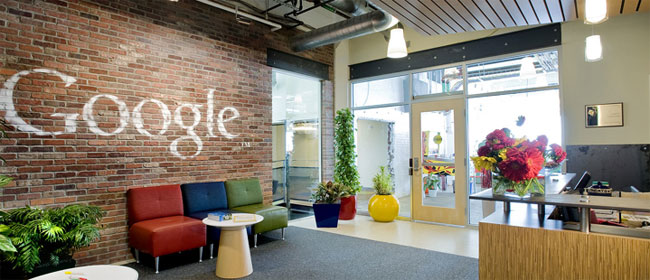 Google kancelarije
