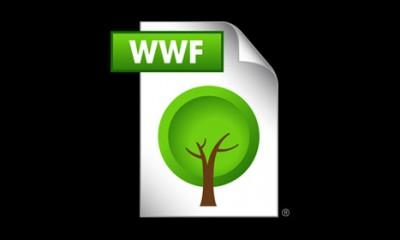 WWF - Zeleni tekst format