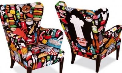 Fotelja za klopu