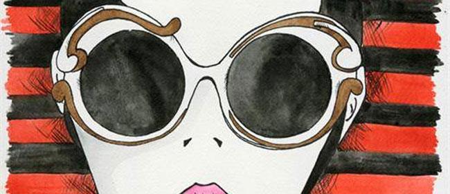 Prada naočare za sunce za 2011.