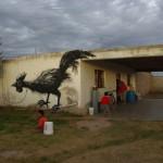 Ulična umetnost u Meksiku