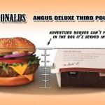 Brza hrana: Reklame protiv realnosti