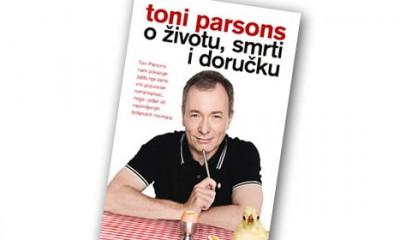 Novi Toni Parsons u izdanju Lagune