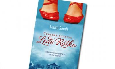 Čudesna sudbina Lede Rotko - Laura Sandi