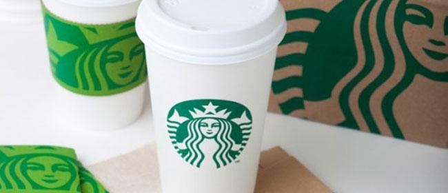 Starbucks ima novi logo