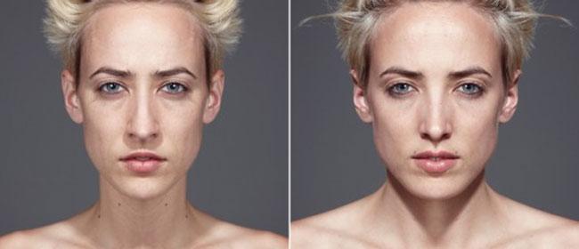 Simetrični portreti