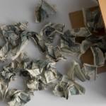 Novac u paketu