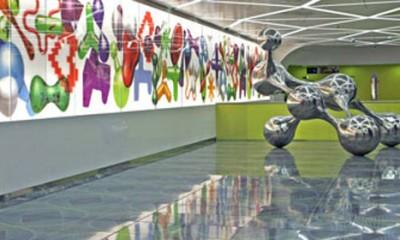 Karim Rashid dizajnirao metro  %Post Title