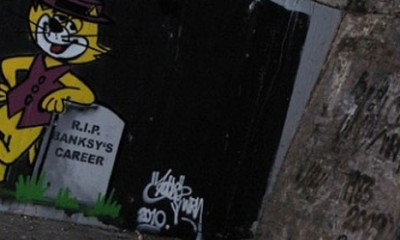 Banksy protiv neprijatelja Team Robo