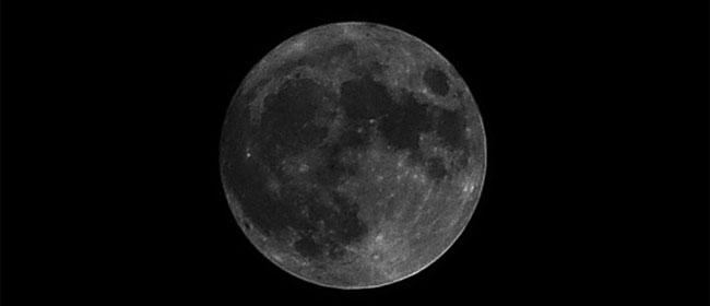 Pun mesec iznad Srbije