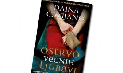 Ostrvo večnih ljubavi - Daina Ćavijano