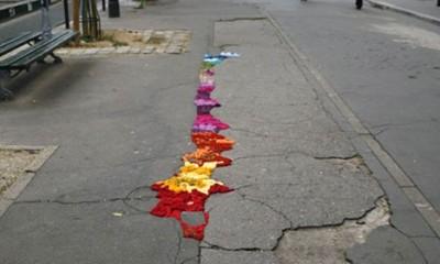 Štrikeraj za ulice