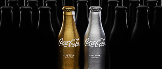 Coca Cola i Daft Punk