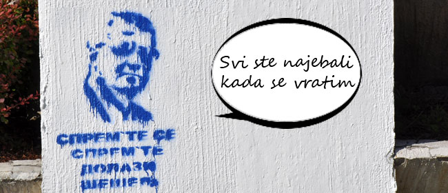 Grafiti rat