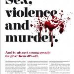 Seks, nasilje i ubistvo  %Post Title