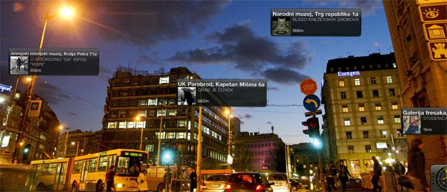 Noć muzeja 2011. – Program na telefonima