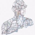 Portreti od starih mapa  %Post Title