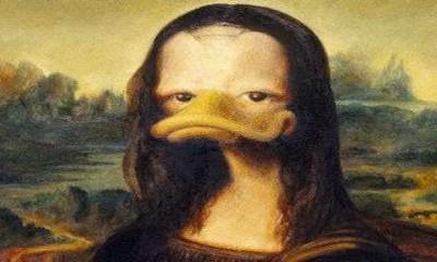 Mona Liza sa pačijim kljunom  %Post Title