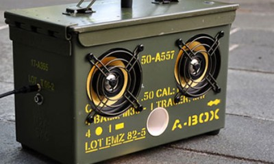 Vojnički audio