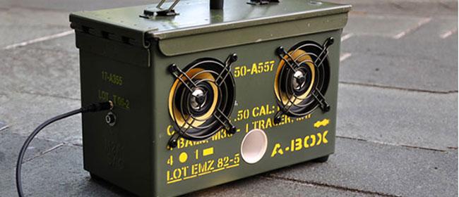 Vojnički audio