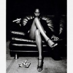 Helmut Newtons Polaroids  %Post Title