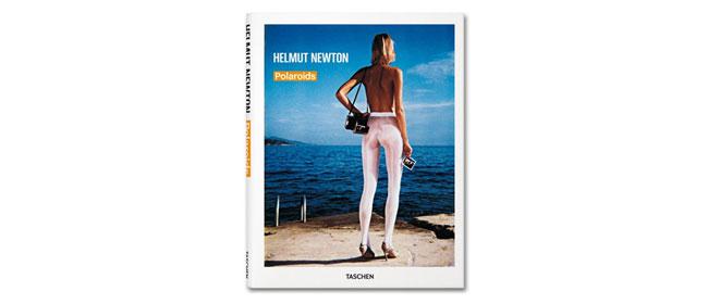 Helmut Newtons Polaroids