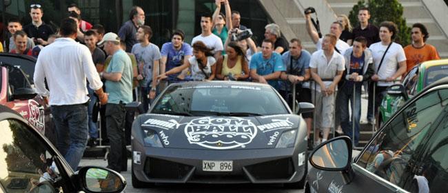 Senzacija: Gumball 3000 u Beogradu