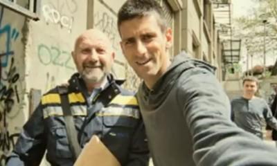 Novak traži prijatelje u Beogradu