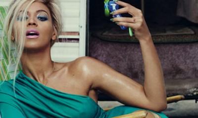 Beyonce u prikolici ali u Louis Vuitton
