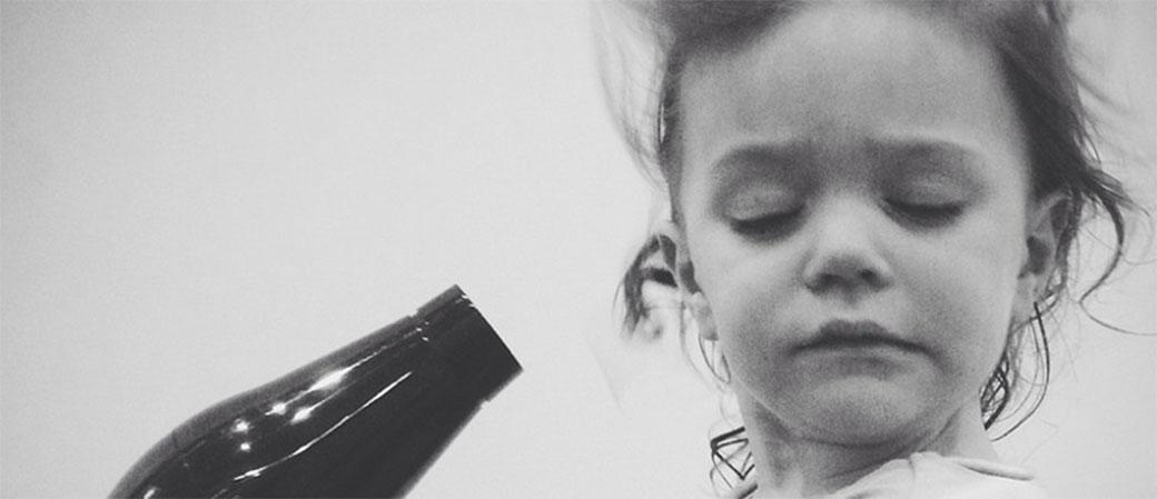 Ne idite u krevet mokre kose
