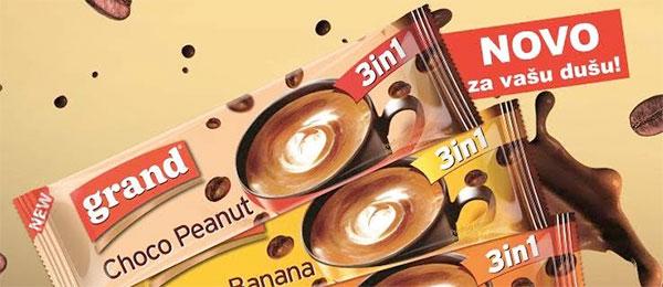 Grand kafa instant spremila novo iznenađenje
