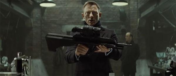 Još jedan snimak novog Bonda