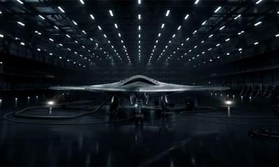 Amerika pravi novi super bombarder  %Post Title